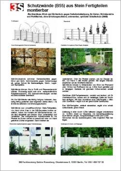 schutzw nde und pergolen info u katalog bestellung. Black Bedroom Furniture Sets. Home Design Ideas